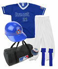 Franklin MLB Youth Toronto Blue Jays Baseball Uniform Set
