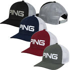 PING TOUR MESH HAT MENS ADJUSTABLE GOLF CAP- NEW 2018 - PICK COLOR