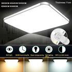 16W 36W 48W Modern Dimmable LED Ceiling Light Bedroom Living Room Surface Mount