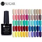 6 Bottles UV Gel Nail Polish Soak Off Color Gel Manicure Varnish Decor UR Sugar