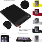 Hybrid Shockproof Metal Screen Protector Case Cover For Apple iPad Air Mini 1234