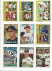 2016 TOPPS HERITAGE #'s 1-250 - STARS. ROOKIE RC'S - WHO DO YOU NEED!!!