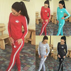 winter running pants - Women 2Pcs Tracksuit Hoodies Sweatshirt Pants Sets Ladies Sport Wear Casual Suit