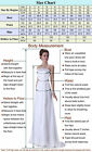 Women One Shoulder Knee-length Bridesmaid Ball Cocktail Party Dress 5color 8size