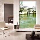 3D Halmet Lake 483 Wallpaper Murals Wall Print Wall Mural AJ WALLPAPER UK Lemon