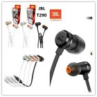 Genuine JBL T290 Sound Pure Bass In Ear Earphones Headphones with Mic 4 Colors <br/> 24 Months Warranty,30 Days Money Back Guarantee!!!