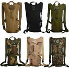 3L Hydration Survival Water Bag Pouches Backpack Bladder Climbing Hiking