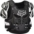 Fox Raptor Vest Motocross Chest Armour Schwarz Enduro MX cross MTB Mountain Bike