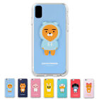 Kakao Friends 3D Crystal Volume Protect Dual Bumper Case For Apple iPhone X 10