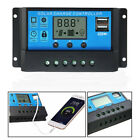 12V/24V USB Solar Panels Battery Charge Controller Regulator Solar Home System
