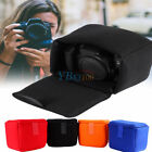 Shockproof Mirrorless Camera Inner Partition Padded Protector Case Bag For Canon