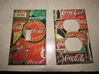 Coca Cola Collectibles Signs Image LIGHT SWITCH OR OUTLET COVERS HANDMADE Coke