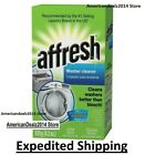 Affresh HE Washing Machine Cleaner 3 pack or 6 Pack Tablets - NEW Fast Shipping