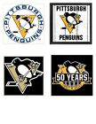 Pittsburgh Penguins Themed 4x4 Ceramic Coasters Handmade $16.0 USD on eBay