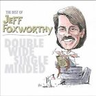 BEST OF JEFF FOXWORTHY CD-NEW FREE SHIPPING