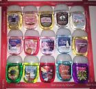 Bath and Body Works Pocketbac Hand Sanitizer Anti-Bacterial Gel NEW SCENTS!!