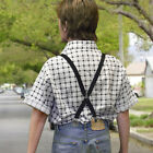 Screen Accurate Plaid Shirt BACK TO THE FUTURE, Marty McFly, Michael J. Fox