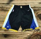Golden States Warriors Black Stitched Sewn Basketball Shorts New with Tags