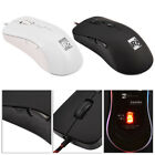 2400DPI Optical USB Wired Gaming Mouse Gamer Mice w/ LED Backlit Fr PC Laptop EM