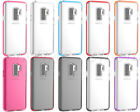 For Galaxy S9 S9+ Hybrid Shockproof Impact Clear Classic Soft TPU Case Cover New