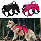 Medium Large Dog Lift Harness Quick Fit Reflective Mesh Padded Adjustable Vest