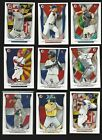2014 BOWMAN PROSPECTS - RC'S 1st cards - STATE & HOMETOWN FLAG PARALLEL - U PICK
