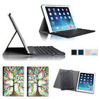 apple air book deals - Wireless Bluetooth Keyboard Case Stand Cover for Apple iPad Air 2 (2014 Model)