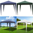 3Mx3M Pop-up Gazebo Garden Lorca Reception Marquee Canopy Water Proof Coating UK