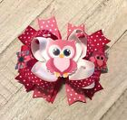 Pink Owl Boutique Hair Bow