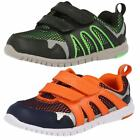 Boys Clarks Sports Trainers Azon Move