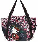 Hello Kitty Limited Japanese Pattern Mothers Bag Tote Bag Mothers Tote Bag