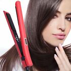 110V-240V 30W Adjustable Temp Ceramic Hair Straightener with LCD Display 2Colors