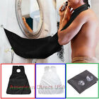 Внешний вид - Beard Catcher Cape Apron Shaving Groom Whiskers Bib Facial Hair Trimmings Sink