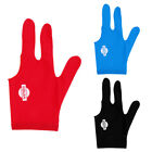 Pool Glove Billiard Hand Cue Snooker 3 Fingers Billiards Glove Spandex Glove £3.78 GBP on eBay