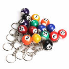 Billiard Pool Keychain Key Chain - USA SELLER - FREE FAST SHIPPING- $4.99 USD on eBay