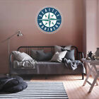 Seattle Mariners MLB Team Logo Color Printed Decal Sticker Car Window Wall on Ebay