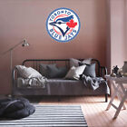 Toronto Blue Jays MLB Team Logo Color Printed Decal Sticker Car Window Wall on Ebay