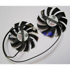2pcs/set for MSI 460GTX 560GTX 570GTX 580GTX R6790 R6870 R6850 VGA COOLER 75mm