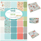 MODA Nest by Lella Boutique 100 % cotton, charm pack jelly roll layer cake