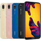 Huawei P20 Lite 64GB LTE Android Smartphone Handy ohne Vertrag 16MP Kamera WOW
