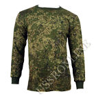 Russian Military Army Digital Flora Camo Long Sleeve T-Shirt
