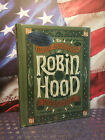 NEW SEALED Robin Hood by Howard Pyle Bonded Leather Collectible Edition