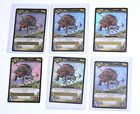 World of Warcraft Tiny LOOT X6 Card Lot Unscratched