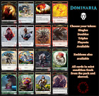 MTG Dominaria Choose your Token New Pre Order Release Date 27 Apr 2018