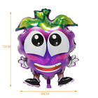 18 Inches Fruit Aluminum Foil Balloons Inflatable Toys Birthday Party Decoration