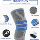 New Full Knee Support Brace Knee Protector Medial&Patella Knee Support Strap