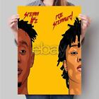 New Rae Sremmurd Personalized Art Poster Print Custom Wall Decor