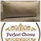 IJF Beddding Duck feather bolster pillows white Single & pack of 2
