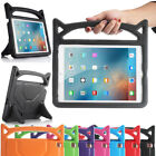 Shockproof Rubber Kids Safe Stand Case For Apple iPad 9.7 2018 Mini 1234 Air Pro