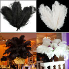 20/50/100pcs Wholesale Ostrich Feathers Wedding Party Decoration 12-14 30-35cm